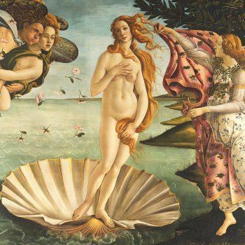 Decoupage Paper Napkins Birth of Venus Botticelli