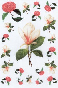decoupage-rice-paper-floral