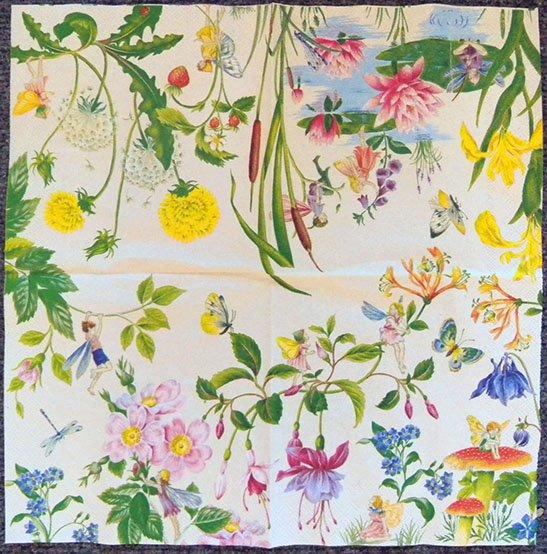 Fairy Garden Backgrounds Images