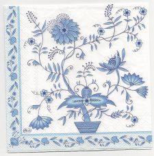 Decoupage Paper Art Napkin | Porcelain Potpourri