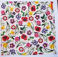 Decoupage Paper Art Napkin | New Flowers