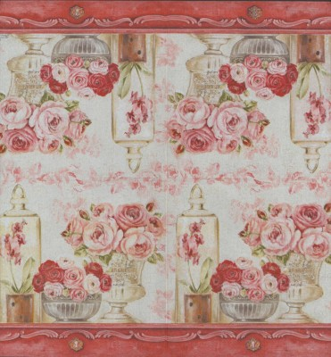 Decoupage Paper Napkins | Shabby Roses on a Mantle | Rose Napkins | Floral Napkins | Shabby Napkins | Paper Napkins for Decoupage