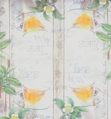 Decoupage Paper Napkins | Tea and Flowers  | Tea Party Napkins Lunch Napkins |Paper Napkins for Decoupage