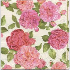 Decoupage Paper Napkins | Coming Up Roses | Paper Napkins for Decoupage