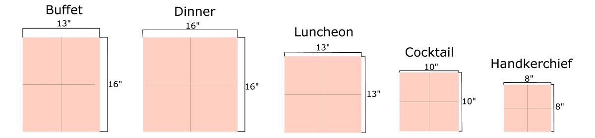 napkins sizes_chiarotino