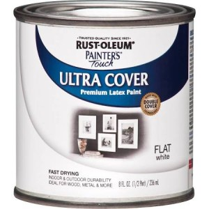 whit ultr cover paint